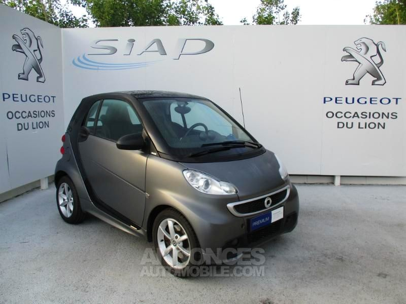 Smart Fortwo, 2014, Essence, automatique - Micro-citadine Toulouse (31)