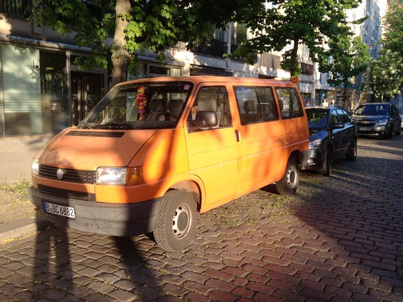 van volkswagen multivan 1993 6 sitze in berlin. Black Bedroom Furniture Sets. Home Design Ideas
