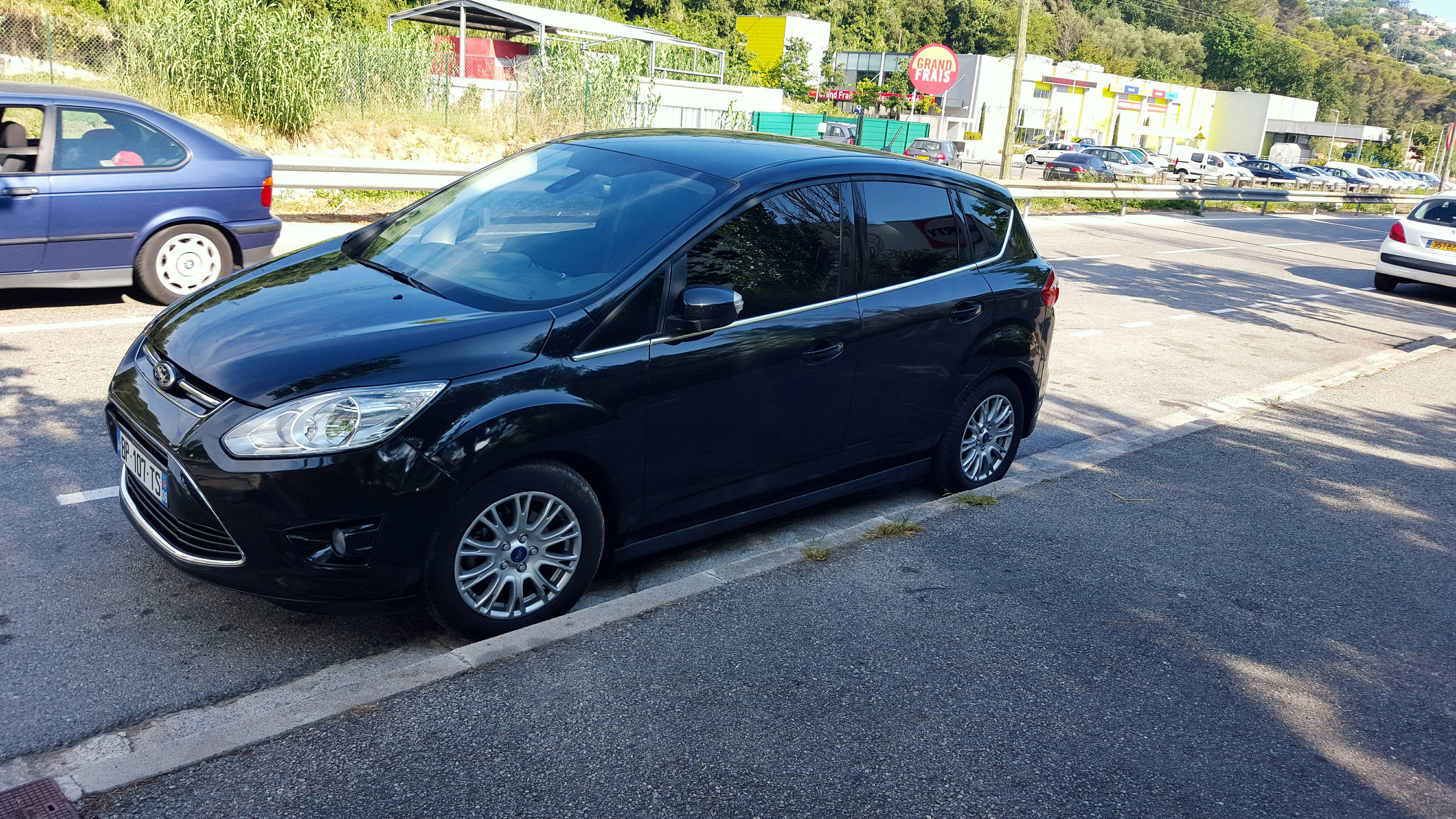 Ford Cmax, 2010, Diesel - Familiale Vence (06)