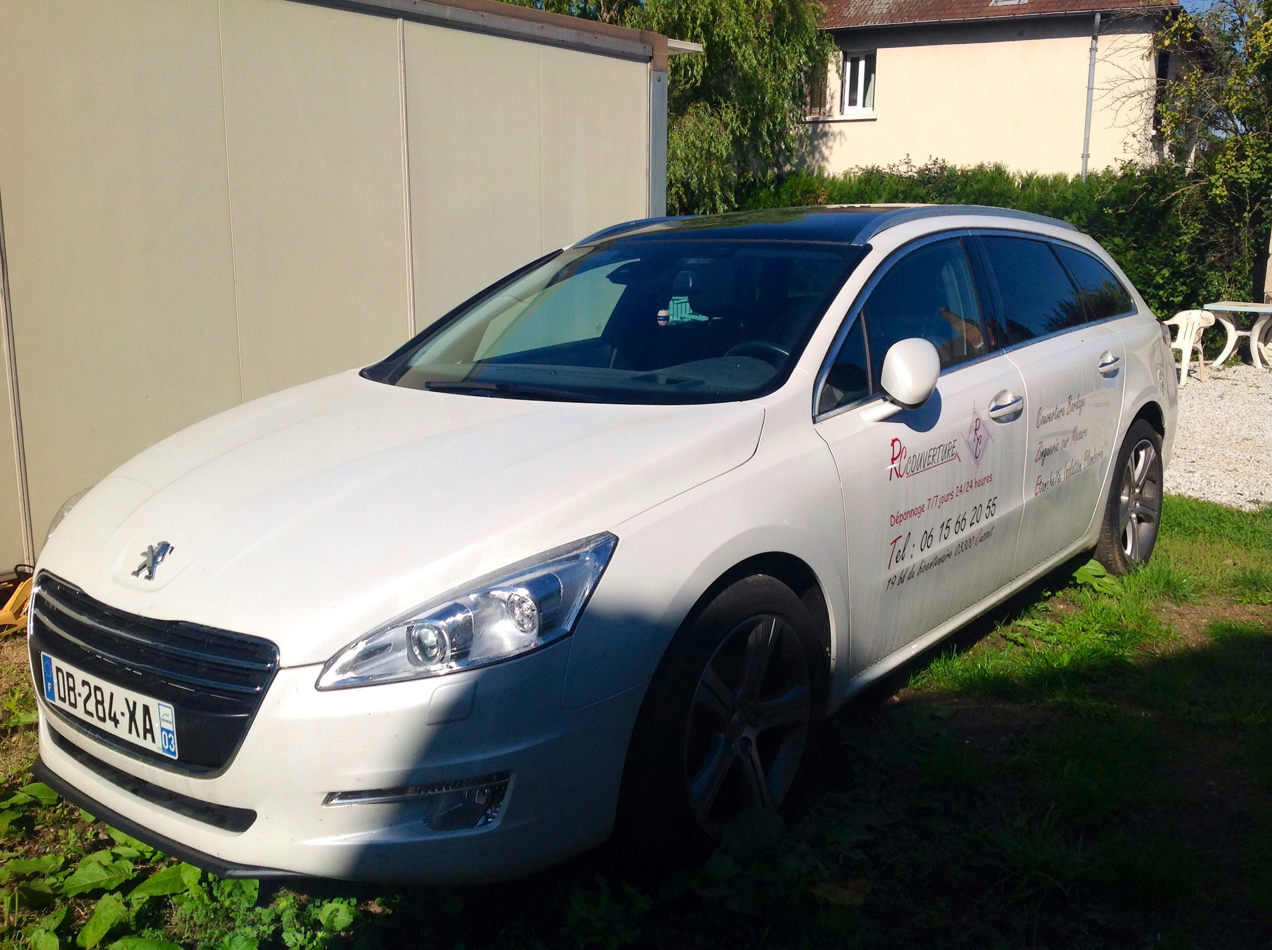 Peugeot  508 break , 2013, Diesel