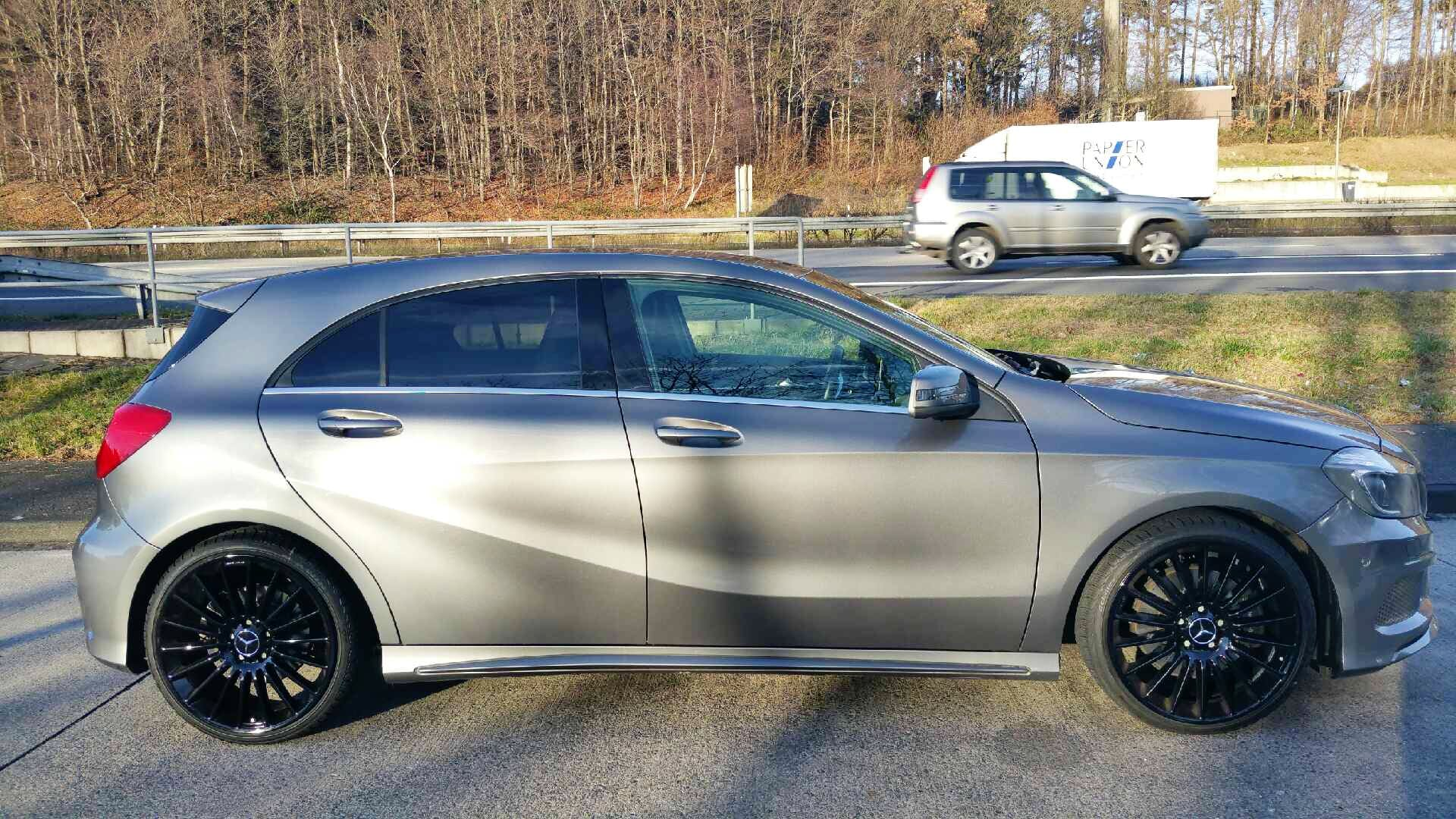 Mercedes Classe A 250, 2012, Essence, automatique