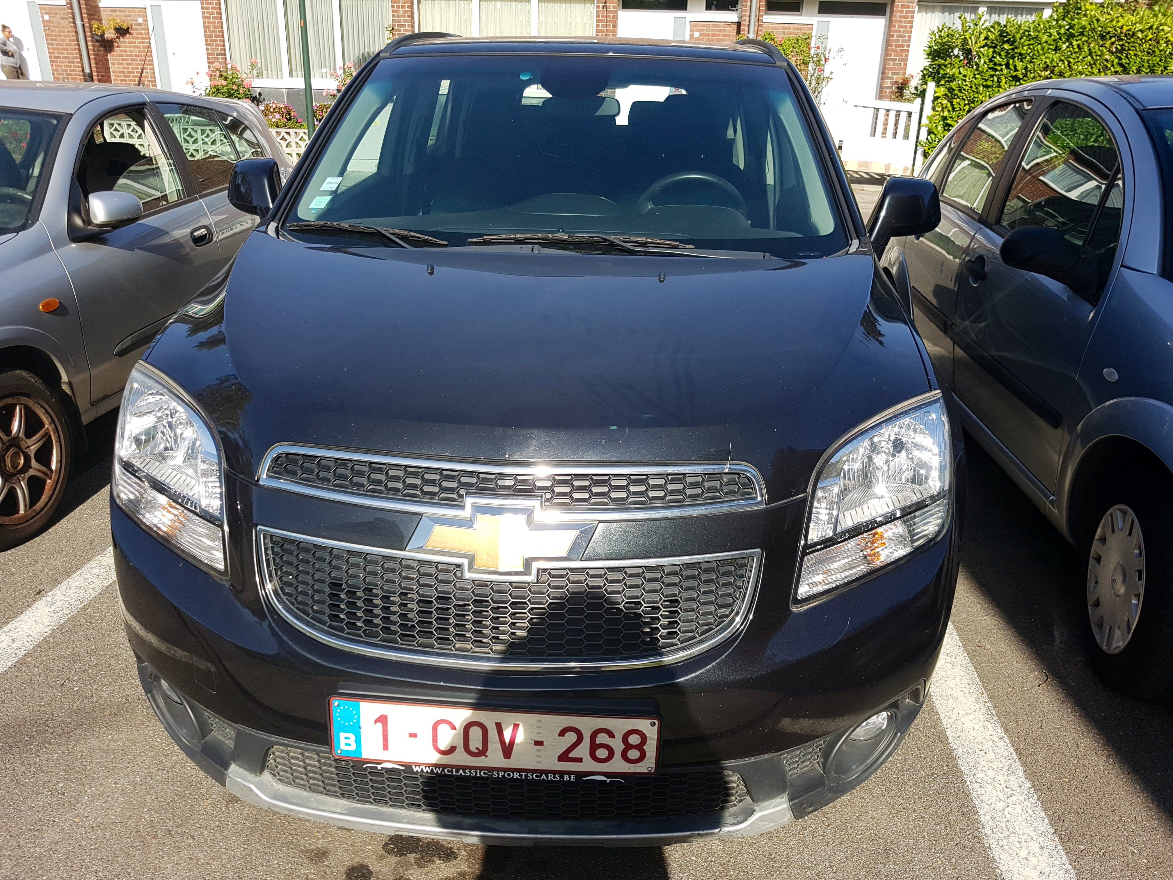 Chevrolet Orlando 1.9Hdi, 2016, Diesel, 7 places