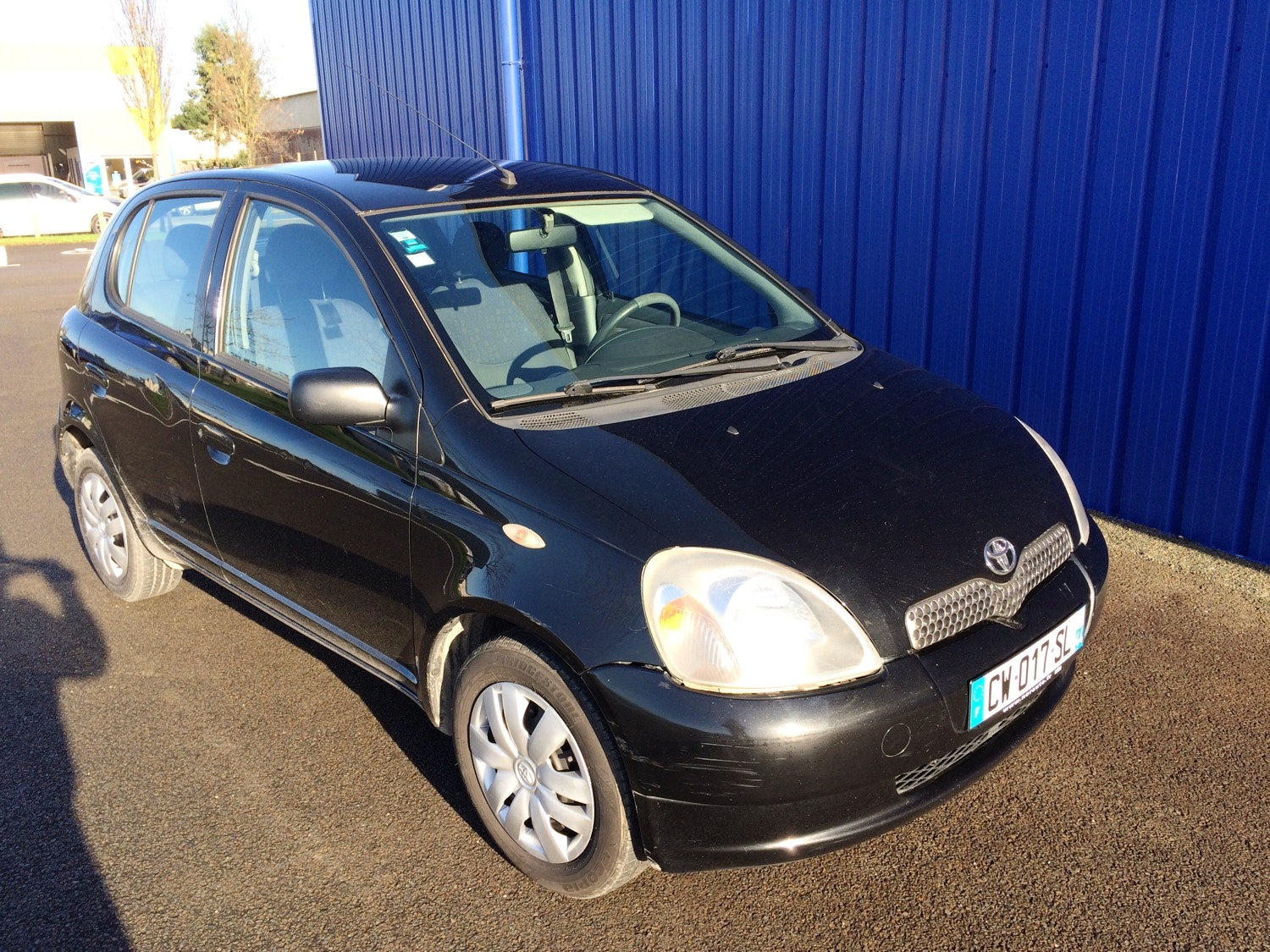 Toyota Yaris, 2003, Essence