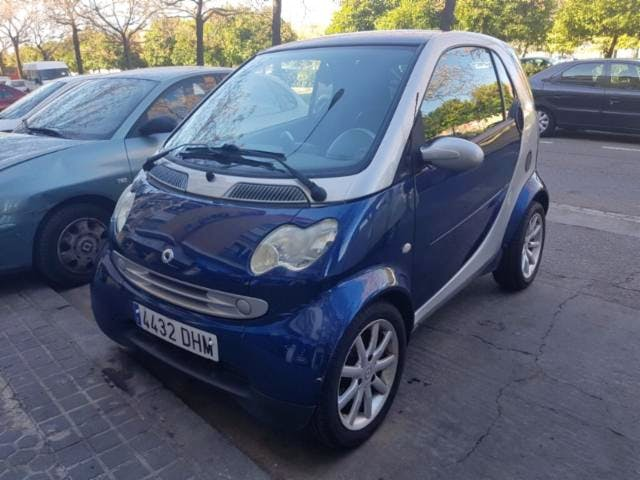 Smart Fortwo Coupé 1.2, 2008, SP98, Automático