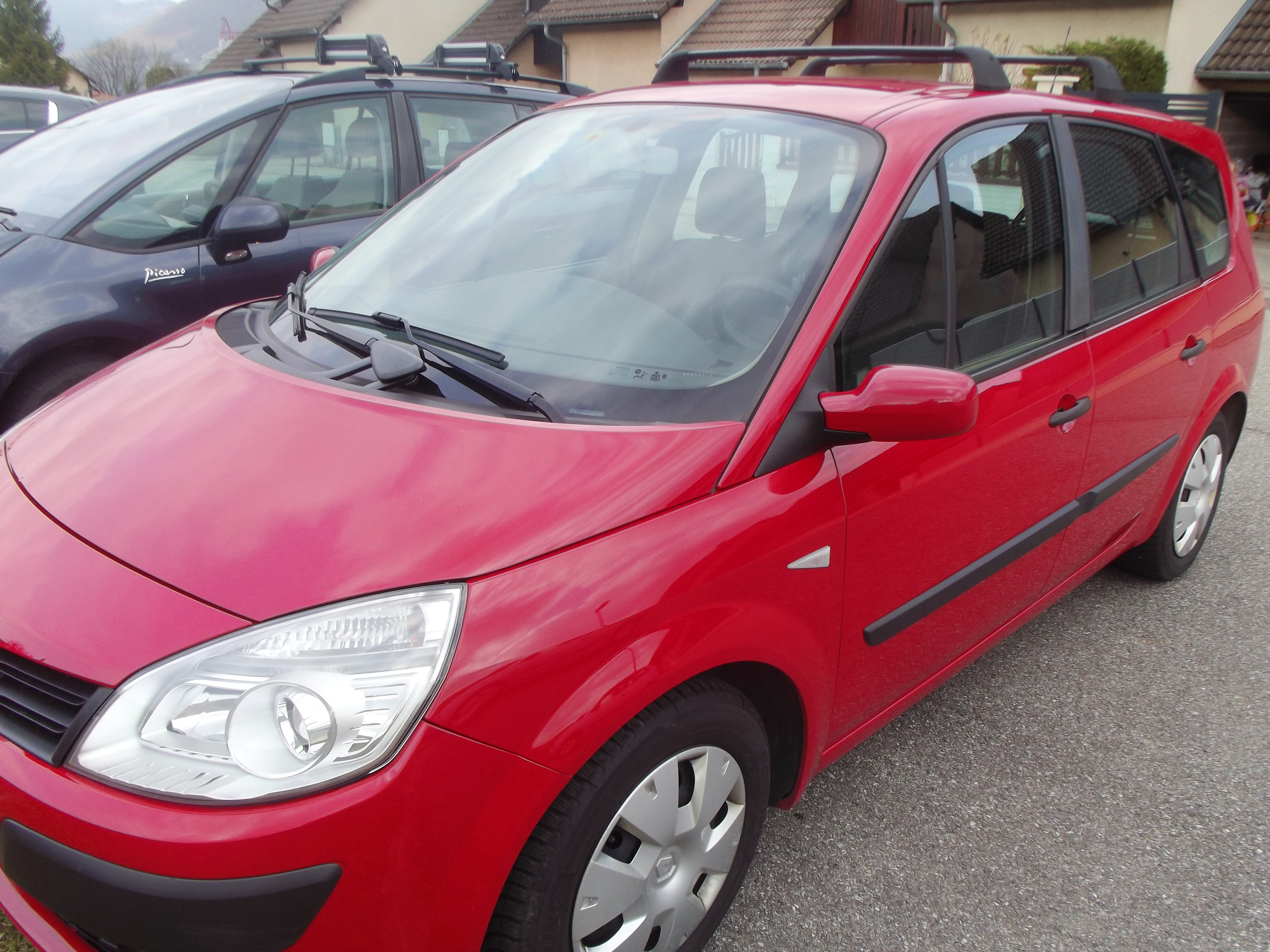 Renault Grand Scénic 7 PLACES 1.5 DCI 105CV AUTHENTIQUE, 2007, Diesel, 7 places