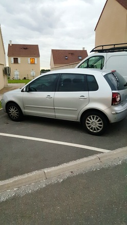 Location Volkswagen Polo 2005 à Trappes (