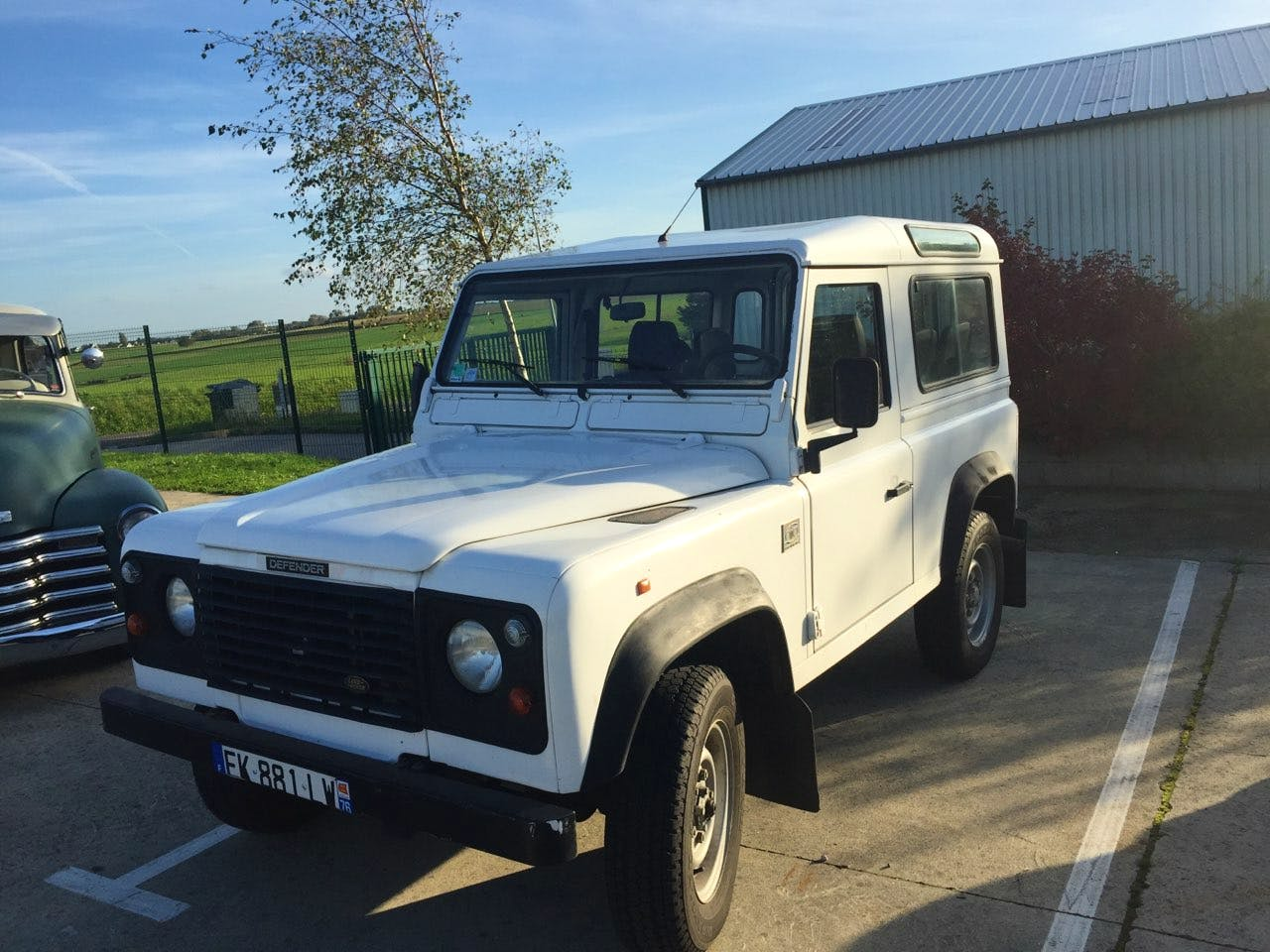 Land-Rover Defender 90 SW, 1998, Diesel, 6 places