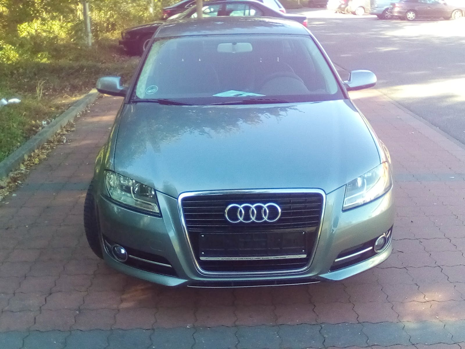 Audi A3  Attraction, 2012, Diesel