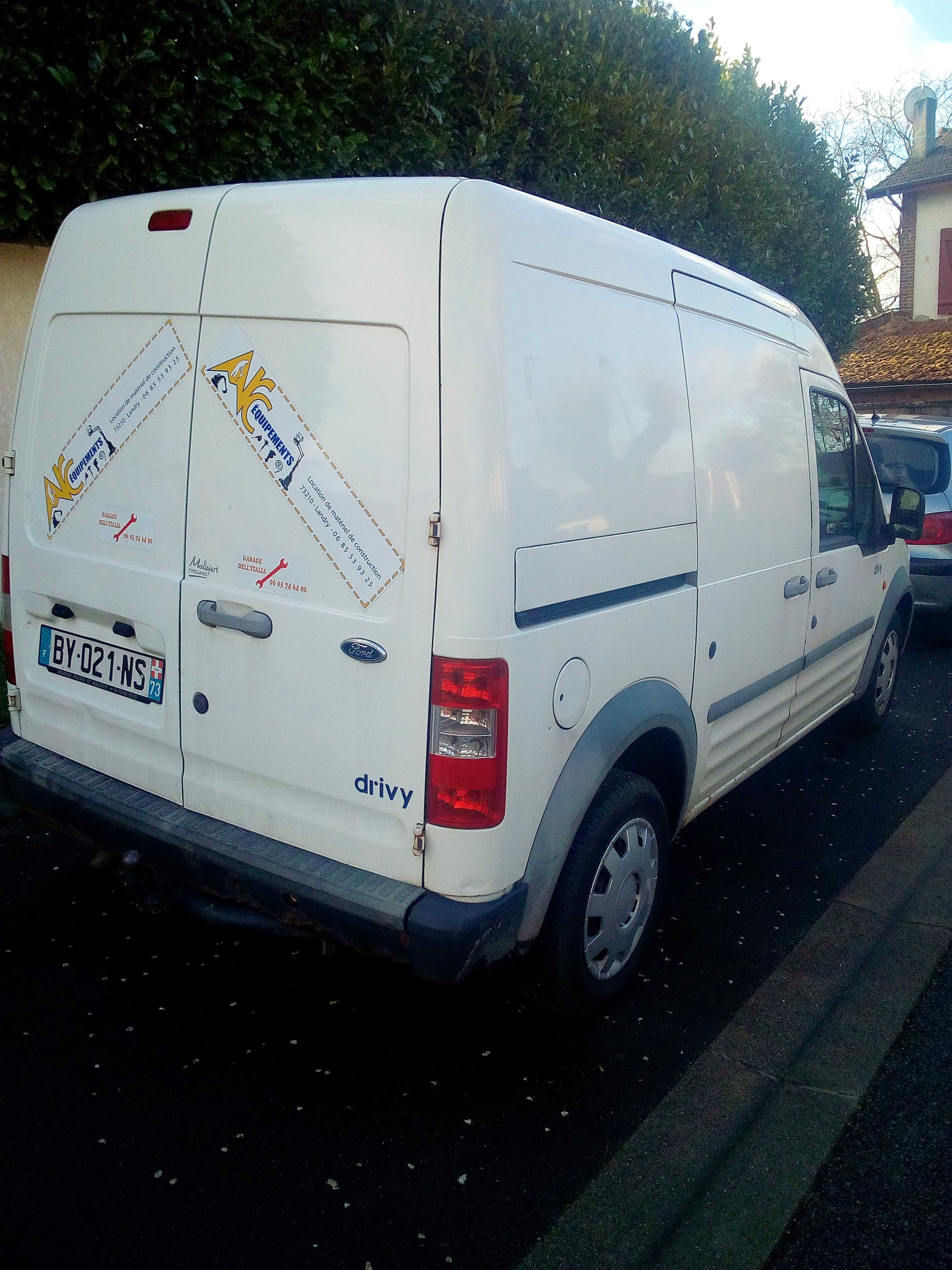 Ford Transit Connect 1.8 tdci 90ch T230 4m3, 2005, Diesel