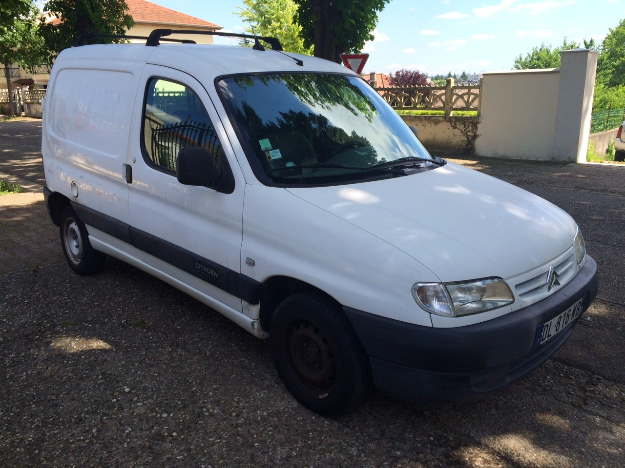 Citroen Berlingo Fourgon, 2000, Diesel