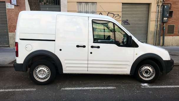 Ford Transit Connect 1.8 TDCI con Reproductor de CD