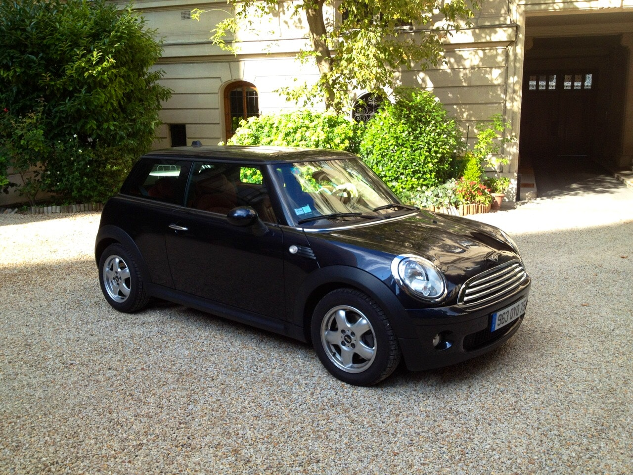 Mini cooper essence , full option , 2007, Essence, automatique - Mini-citadine Paris (75)