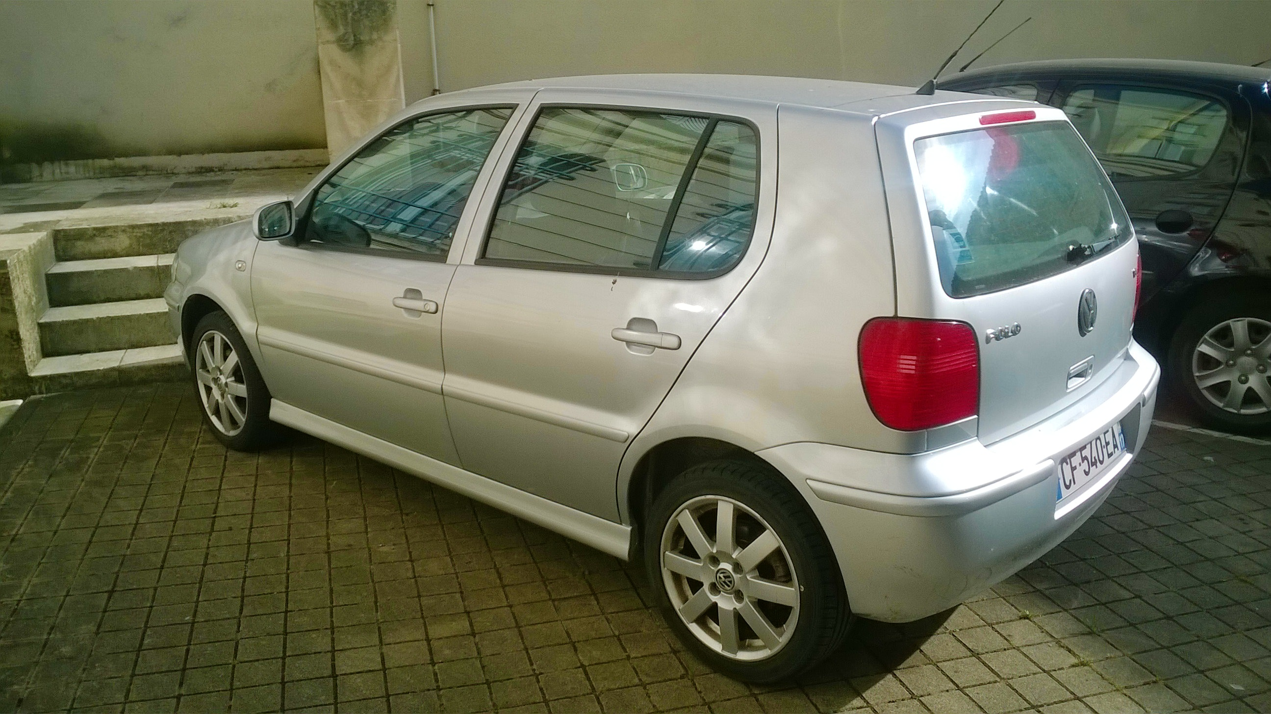 Volkswagen Polo III Restylée 1.4 i 75cv, 2001, Essence
