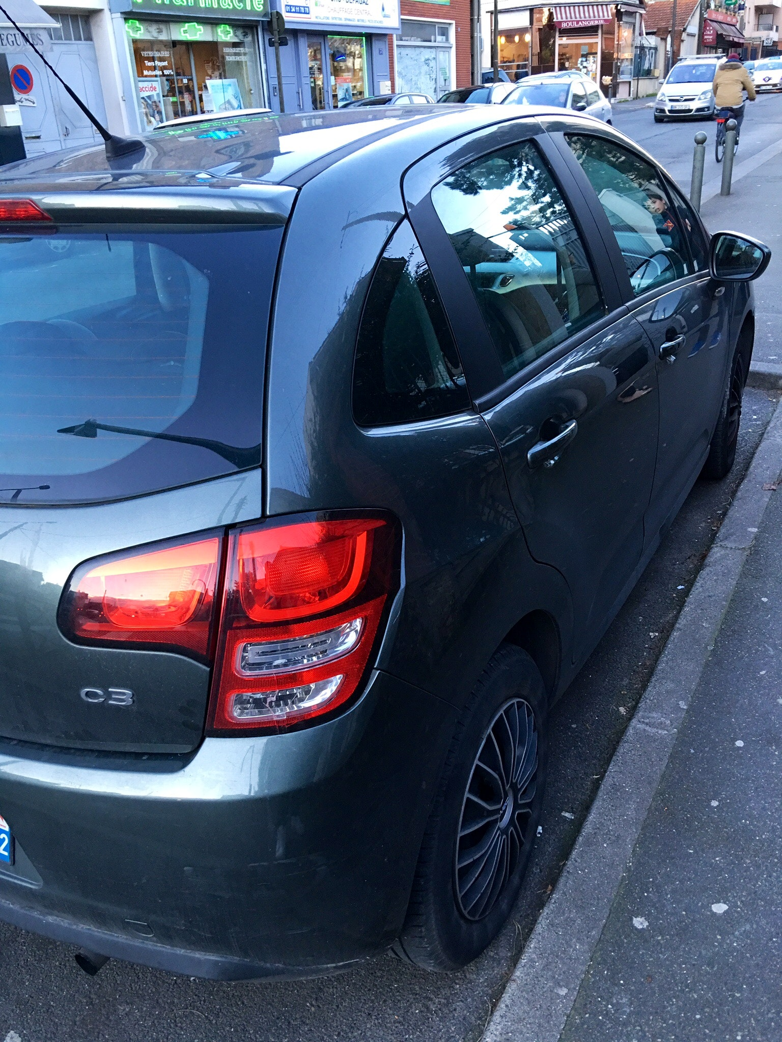 Citroen C3 1.1 hdi 70 cv Attraction, 2010, Diesel