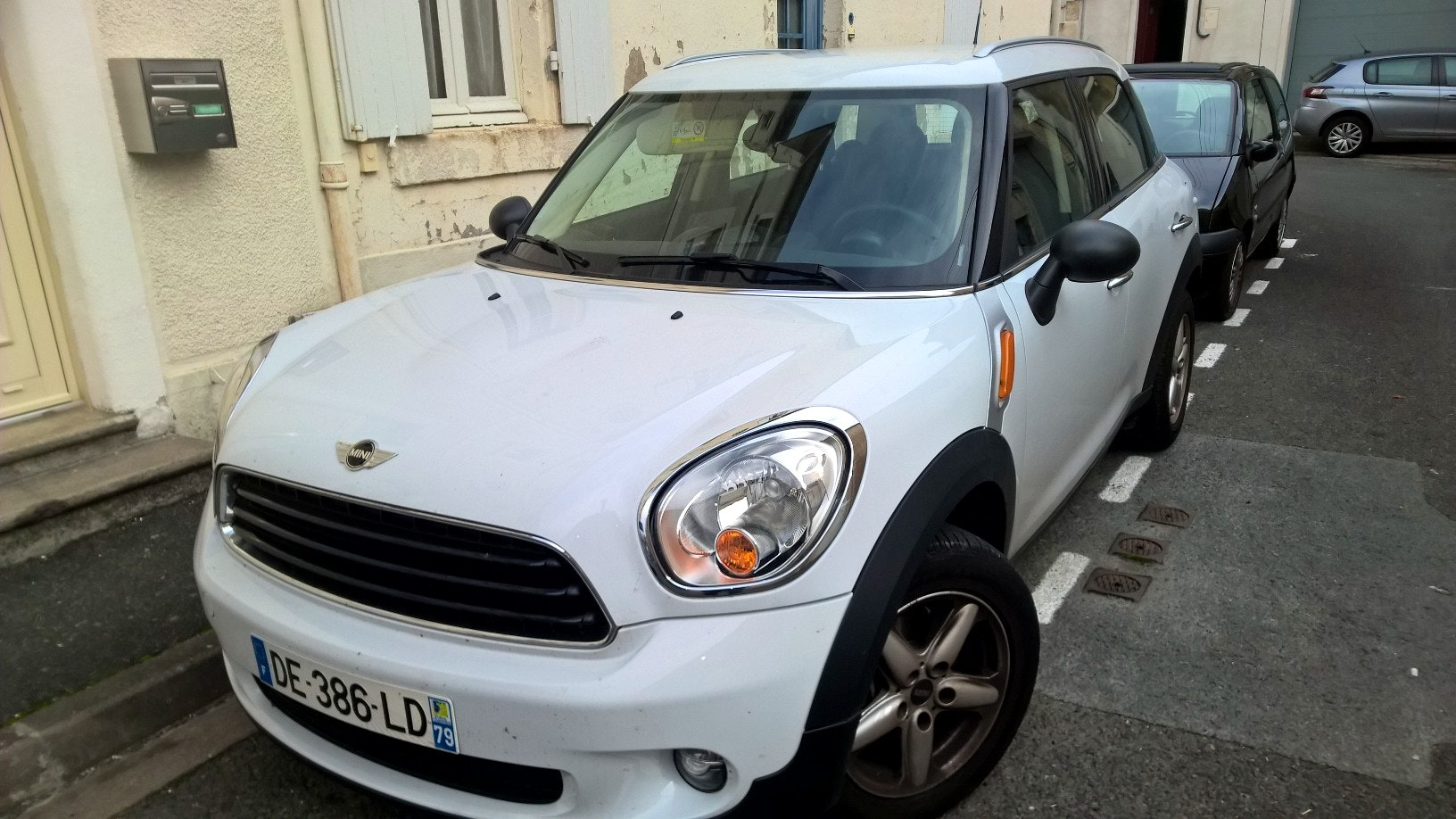 Mini countryman, 2014, Essence