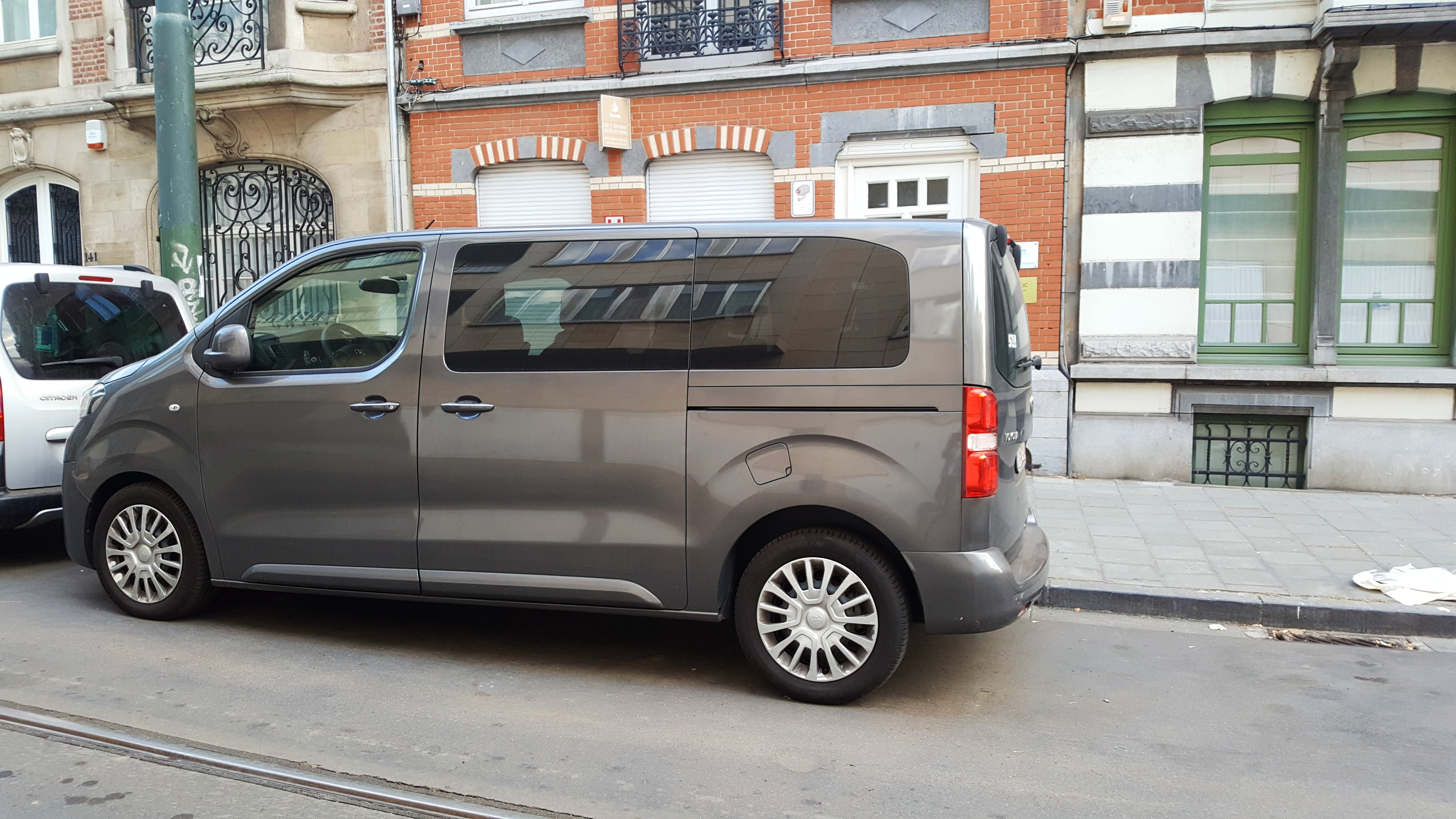 Toyota Proace Verso met Airco