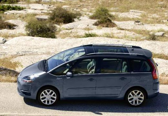 location citroen c4 picasso 2011 diesel automatique 7 places paris. Black Bedroom Furniture Sets. Home Design Ideas