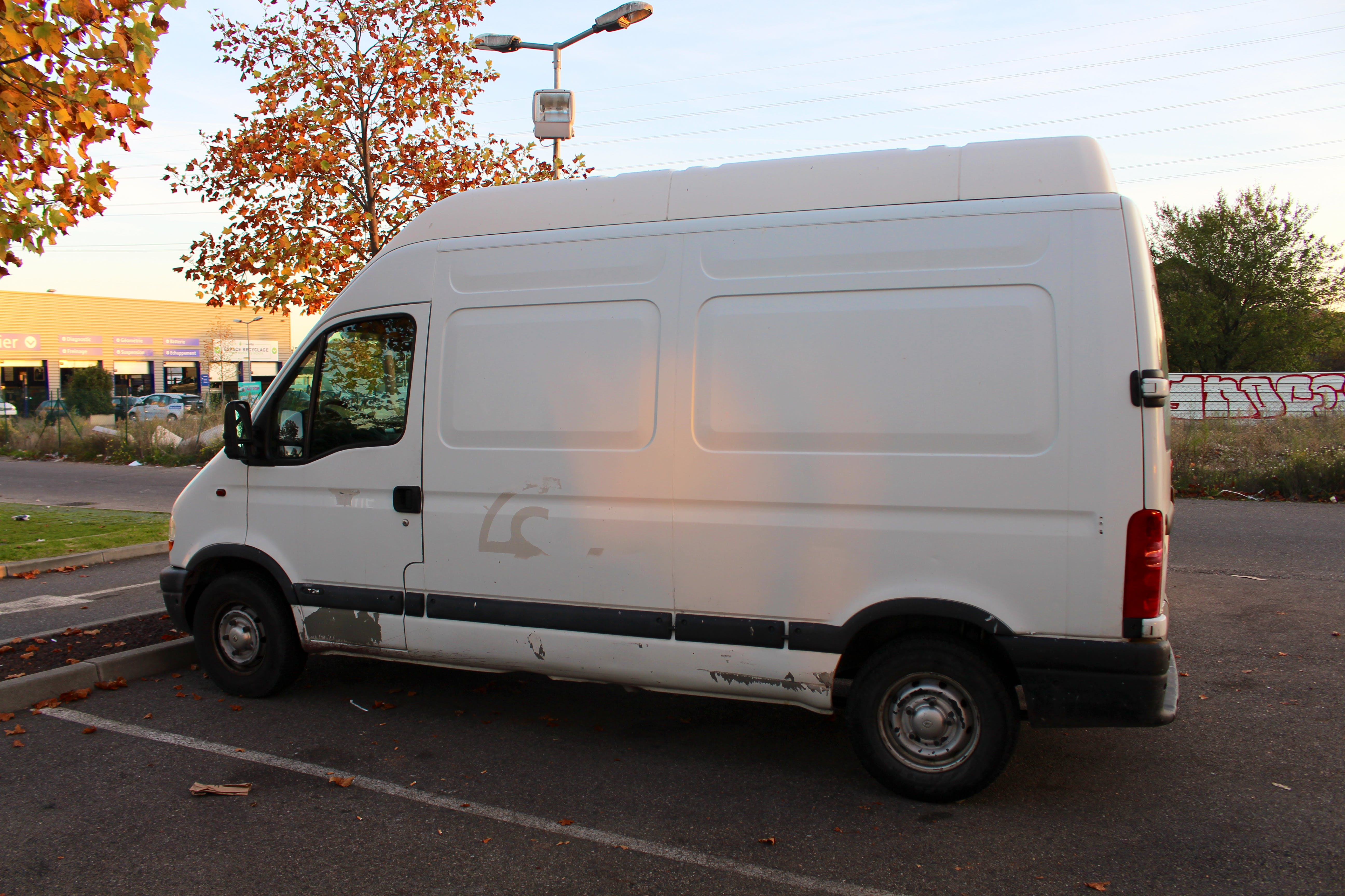 Renault Master 2,5D Fourgon Utilitaire, 2000, Diesel