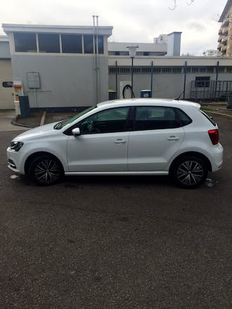 location volkswagen polo 2016 diesel mulhouse 12 rue des tanneurs. Black Bedroom Furniture Sets. Home Design Ideas