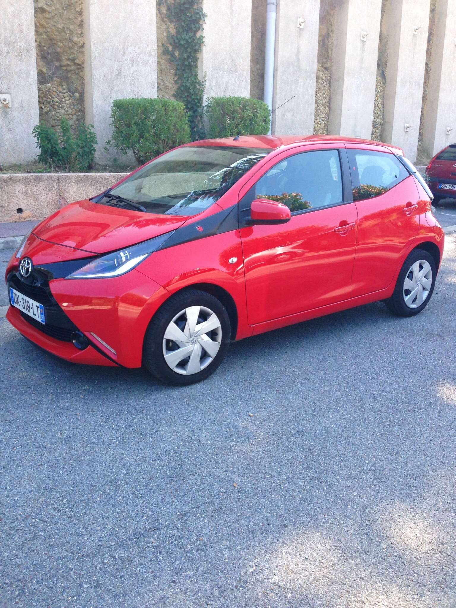 Toyota Aygo, 2014, Essence, automatique