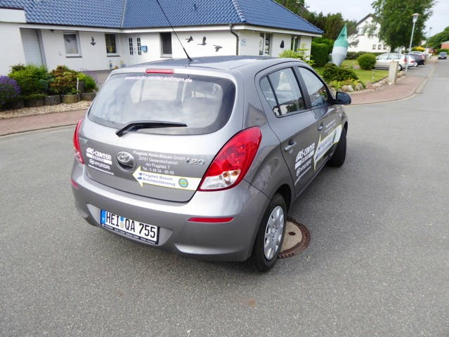 Hyundai i20 1.2 benziner mit CD-Player