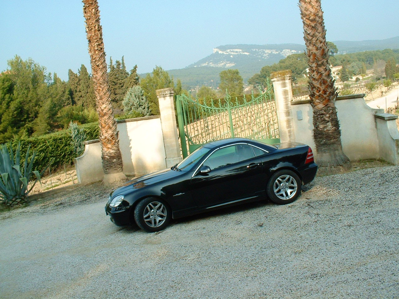 Mercedes-Benz SLK , 2003, Essence - Cabriolet Toulon (83)