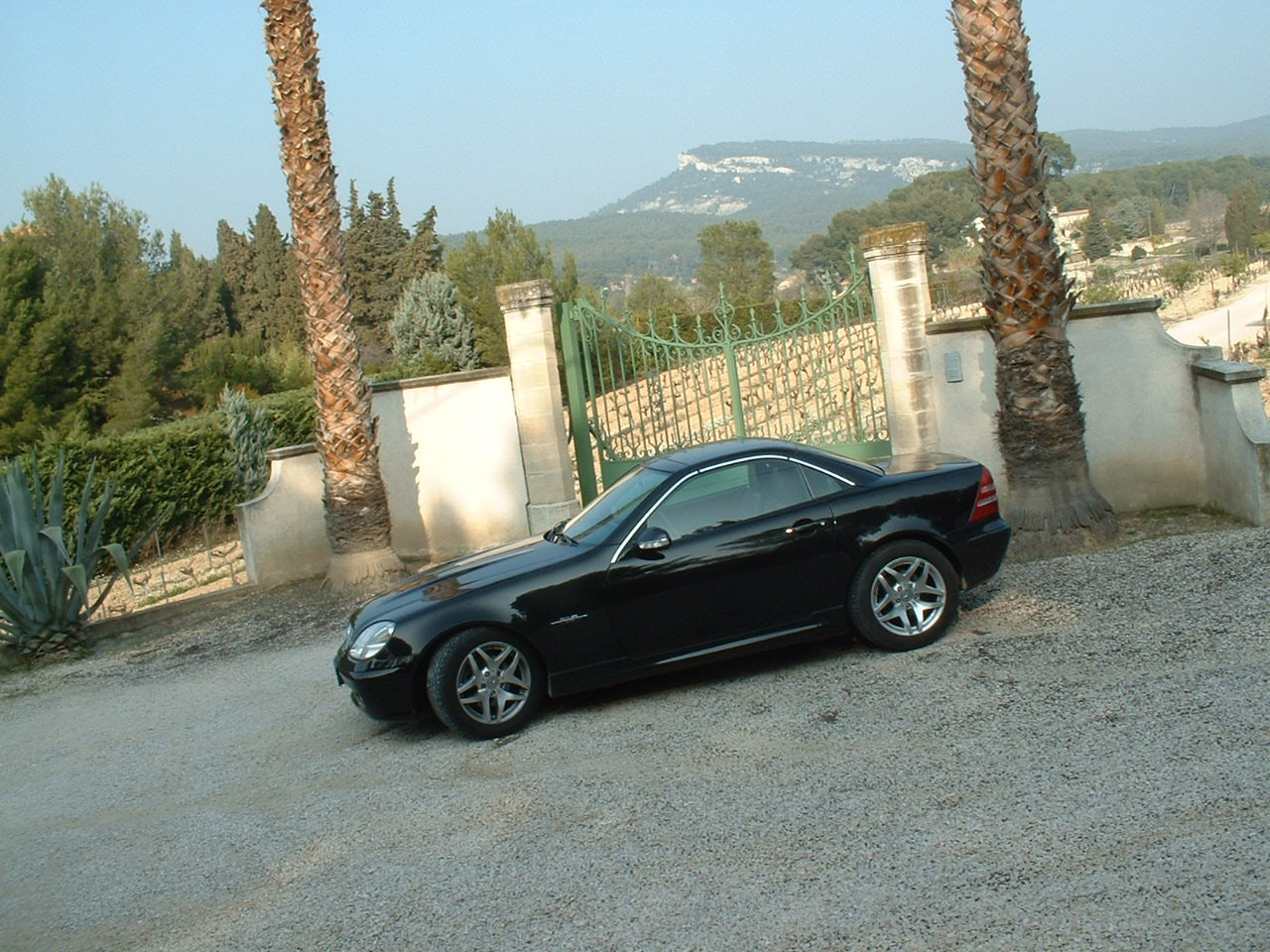 Mercedes-Benz SLK R170 , 2003, Essence