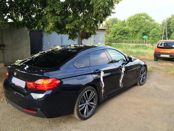 Bmw s rie 4 gran coup 2015 diesel automatik in spiesheim for Bmw 4er gran coupe m paket