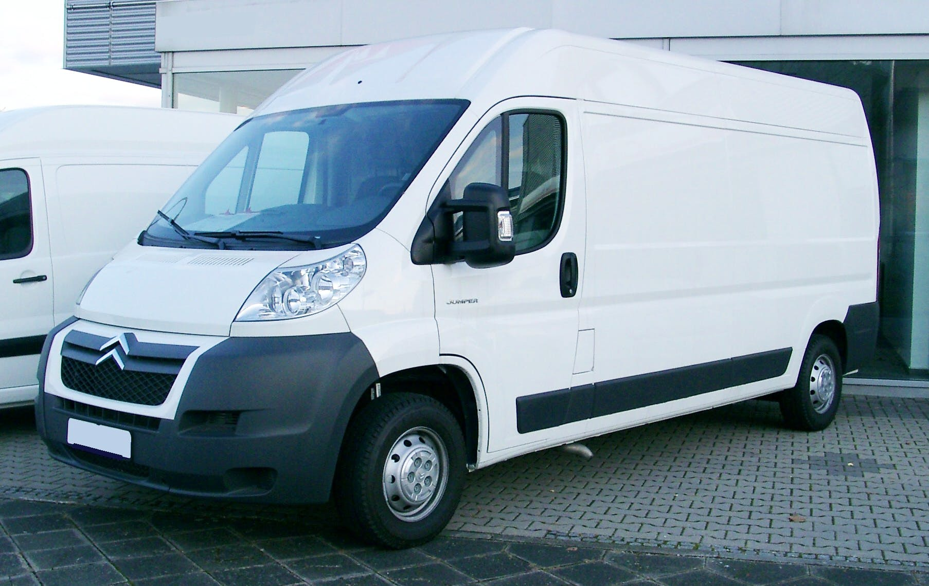 Citroen Jumper 12m3 long trajets, 2010, Diesel