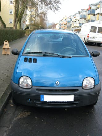 renault twingo 2002 in paderborn kilianplatz mieten. Black Bedroom Furniture Sets. Home Design Ideas