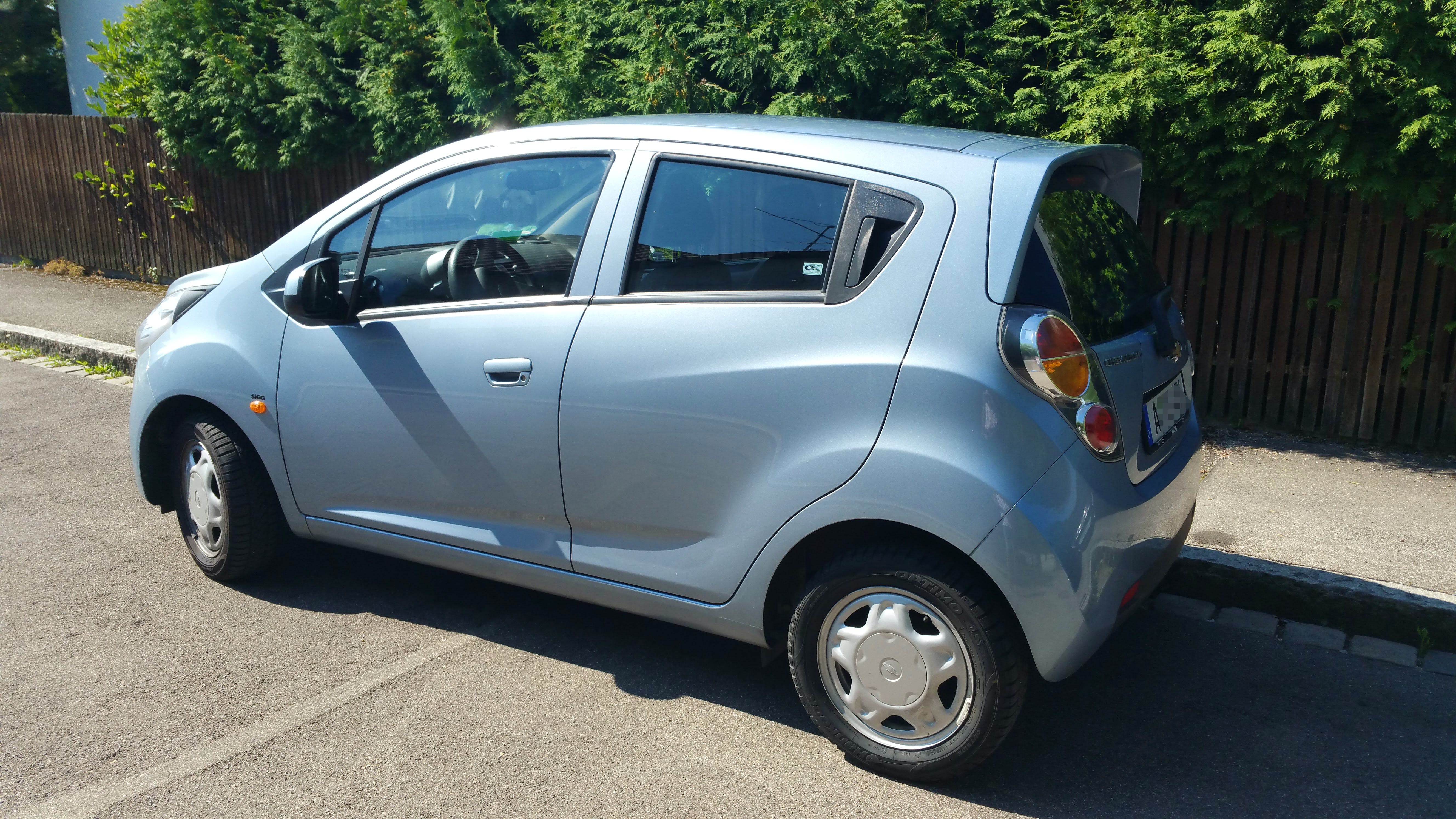 Chevrolet Spark LS mit Audio-/iPod-Zugang