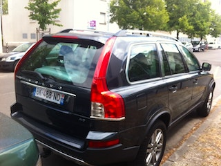 location volvo xc90 entre particuliers drivy. Black Bedroom Furniture Sets. Home Design Ideas