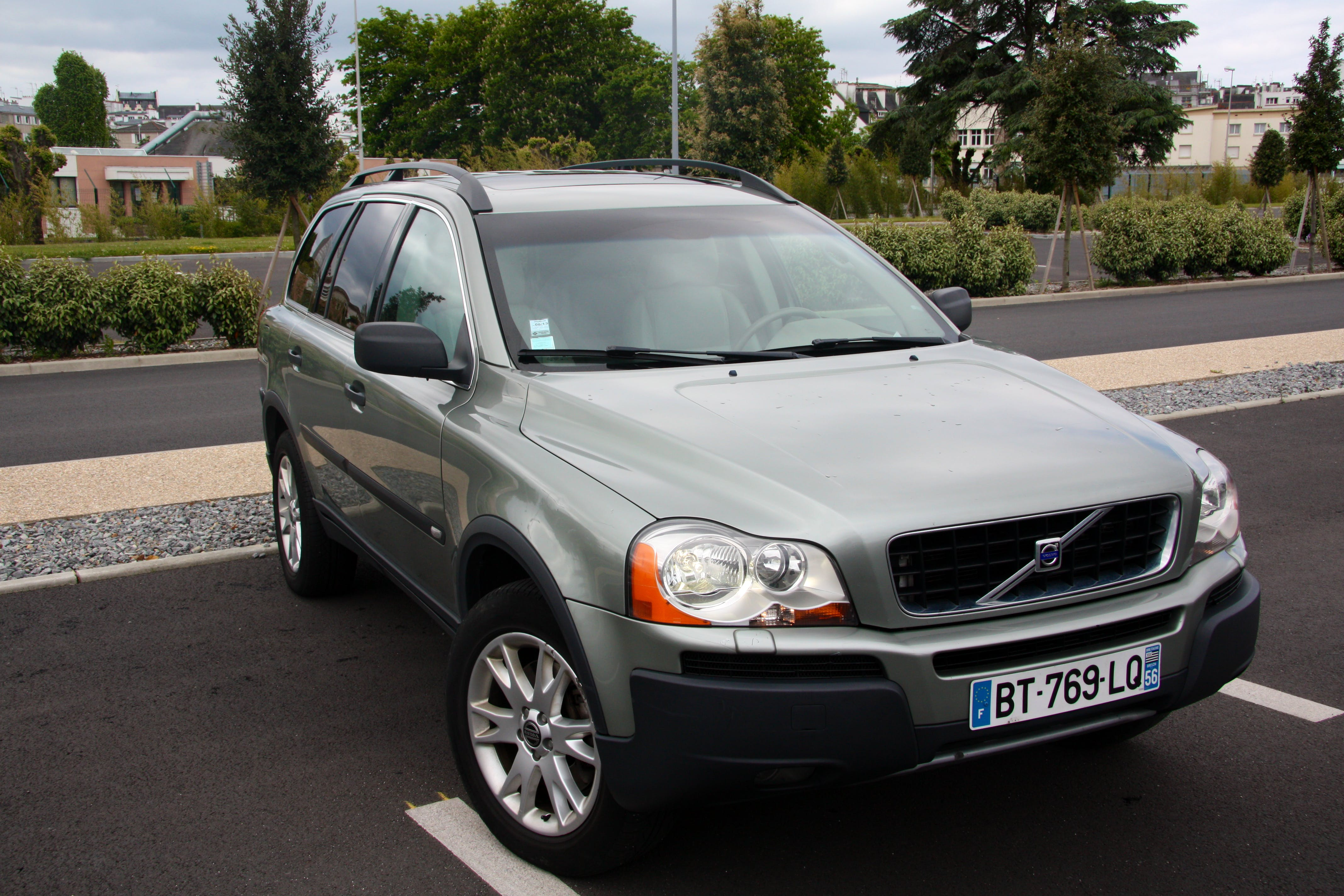 volvo XC90 7 places xenium, 2005, Diesel, automatique, 7 places