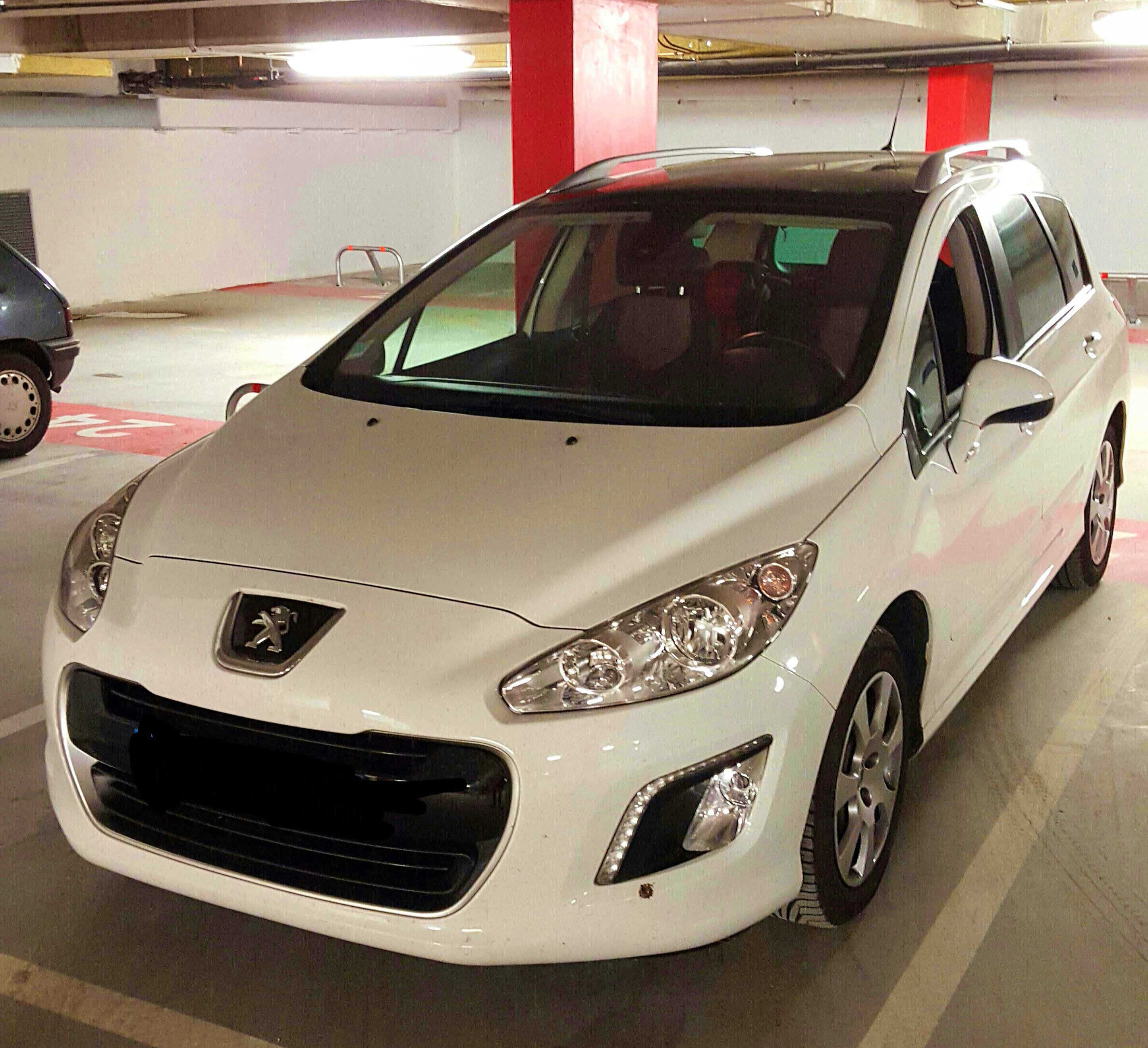 PEUGEOT 308sw 1.6 HDI92 Business Pack, 2012, Diesel