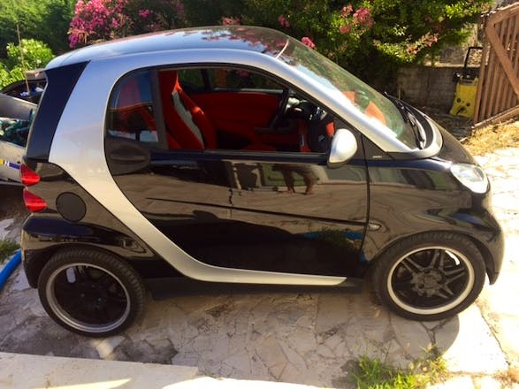 location smart fortwo coup 2009 automatique nice 12 avenue thiers. Black Bedroom Furniture Sets. Home Design Ideas