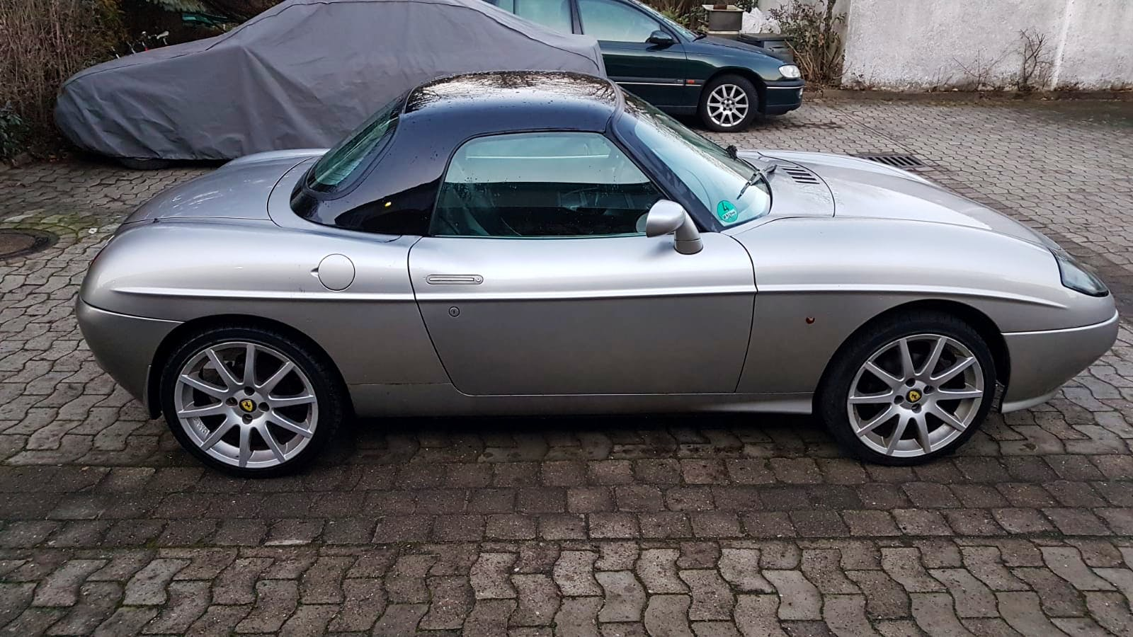 Fiat Barchetta 1.8 16V mit CD-Player