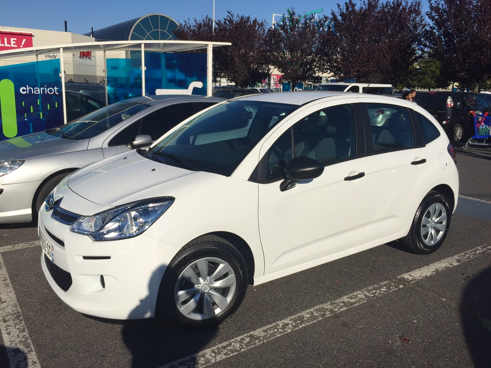 Citroën C3 II HDI 70 Attraction , 2015, Diesel - Citadine Paris (75)