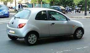 Ford KA, 2002, Essence - Mini-citadine Rezé (44)