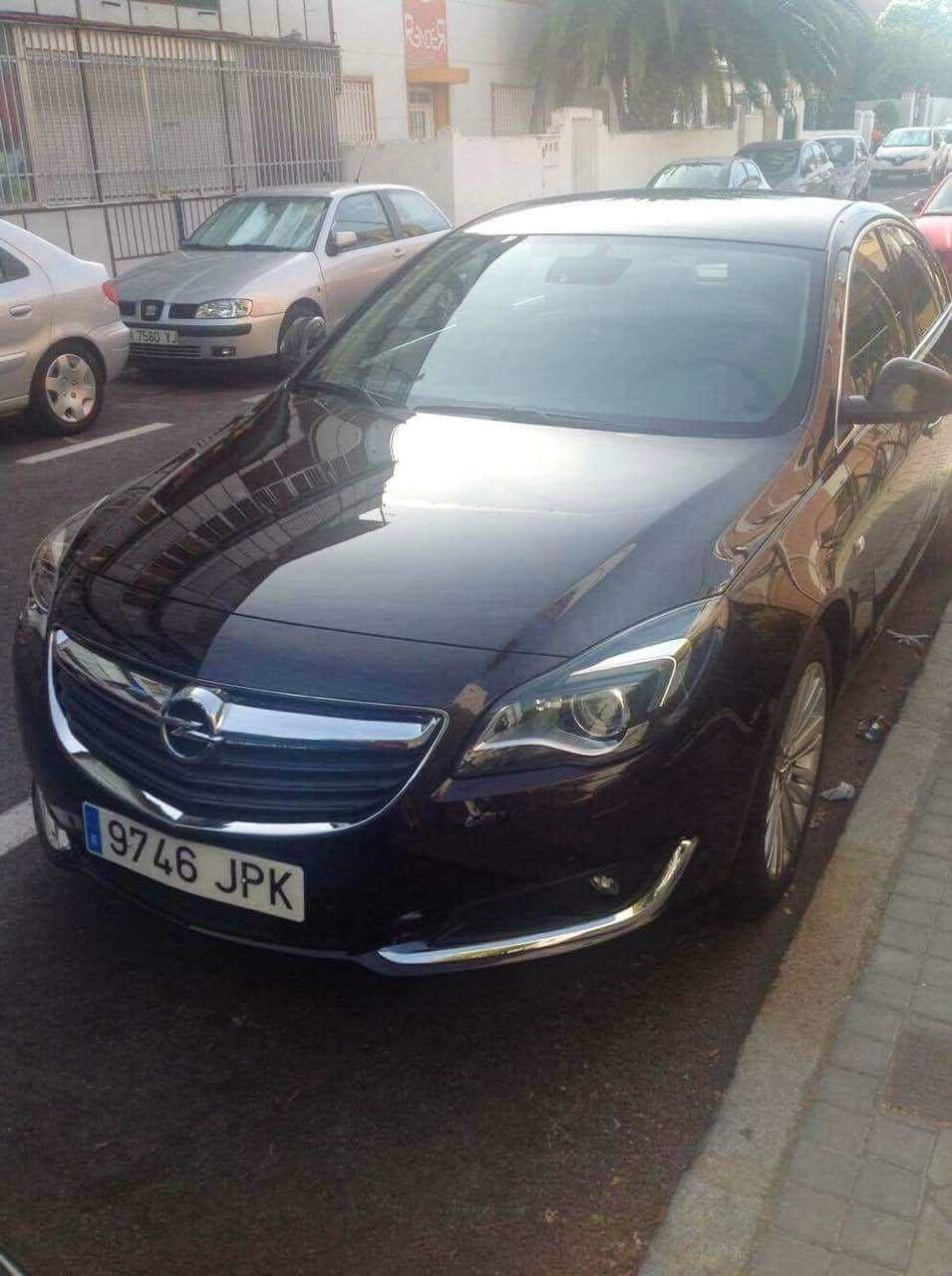 Opel Insignia Excellence, 2016, Diésel