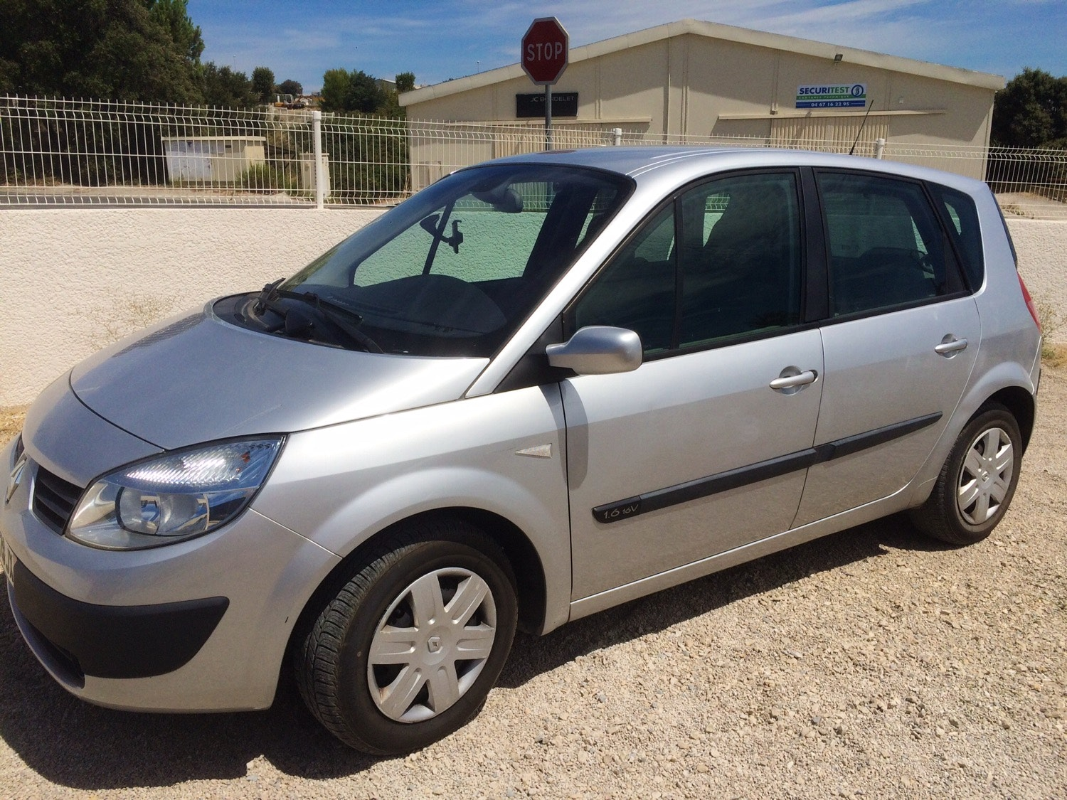 Renault Scenic 2005 5 Places , 2005, Essence, 6 places