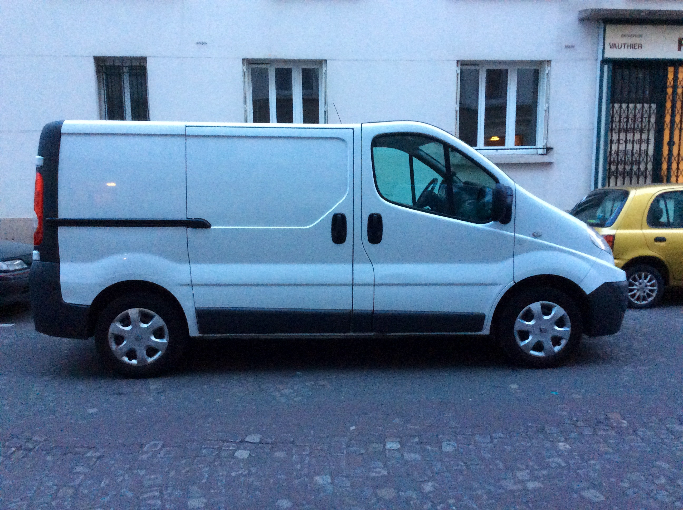 RENAULT TRAFIC FOURGON, 2012, Diesel