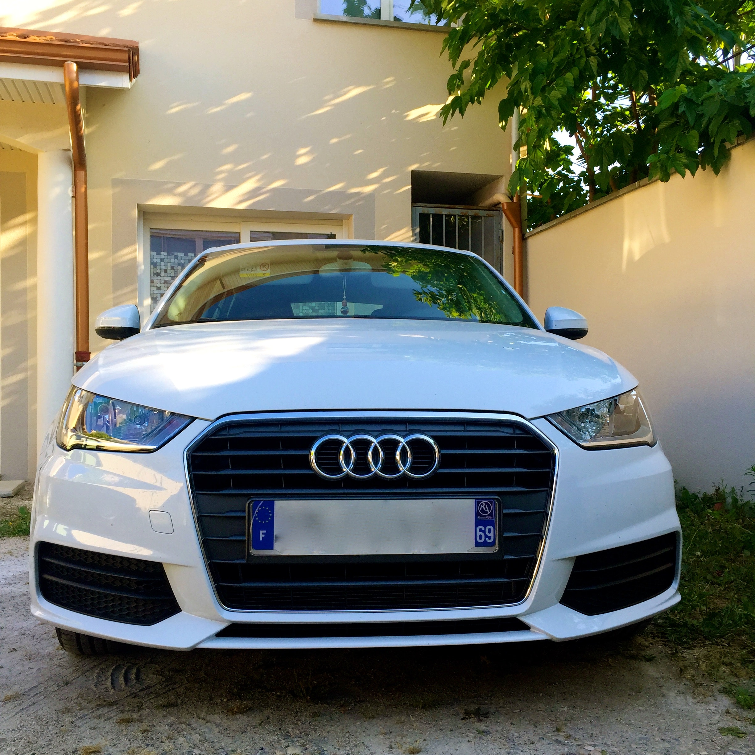 Audi A1 Sportback Attraction, 2015, Diesel