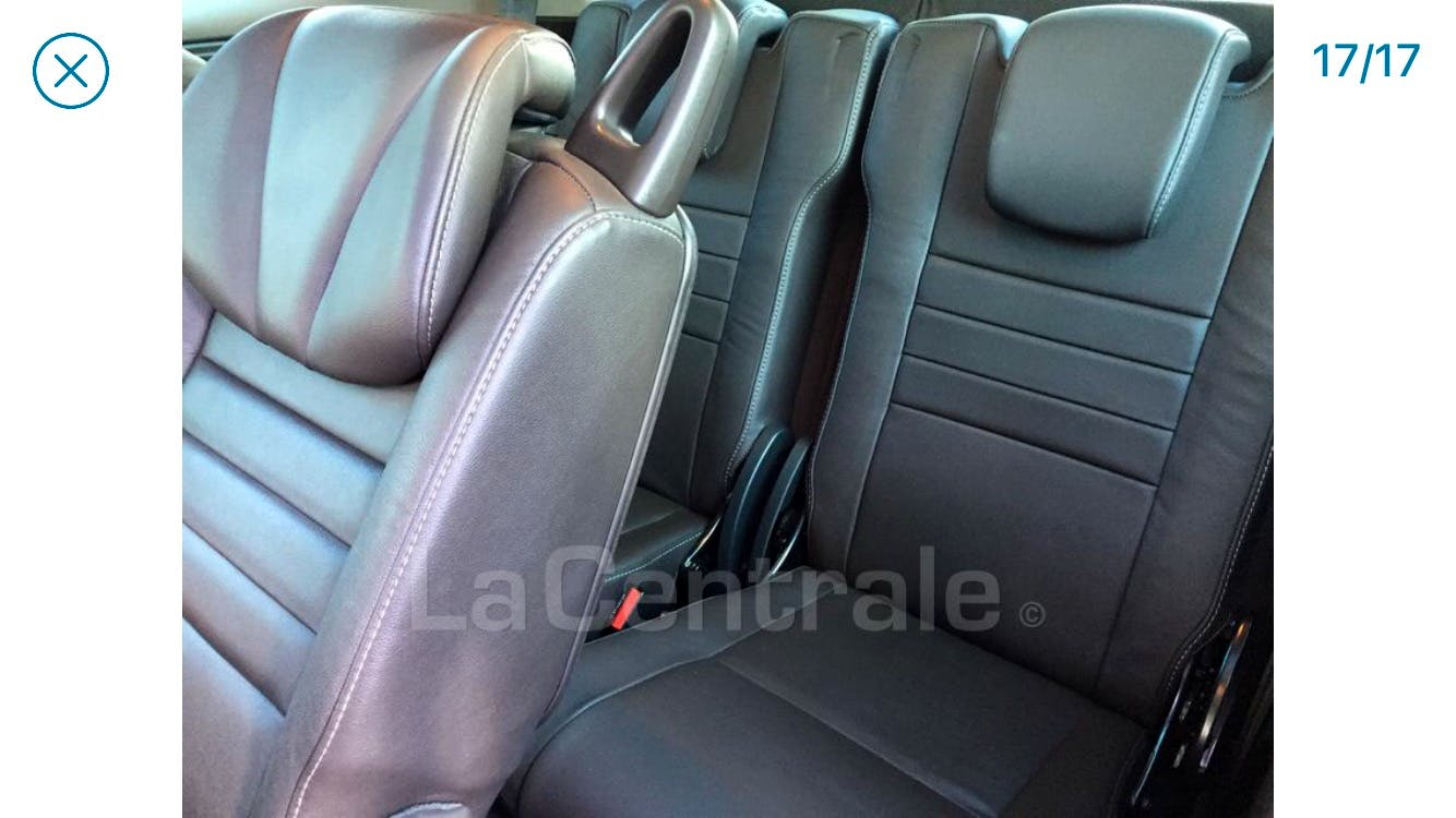 Renault Grand Scénic initiale 1,5 DCI EDC 110