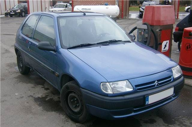 Citroen Saxo, 1997, Essence