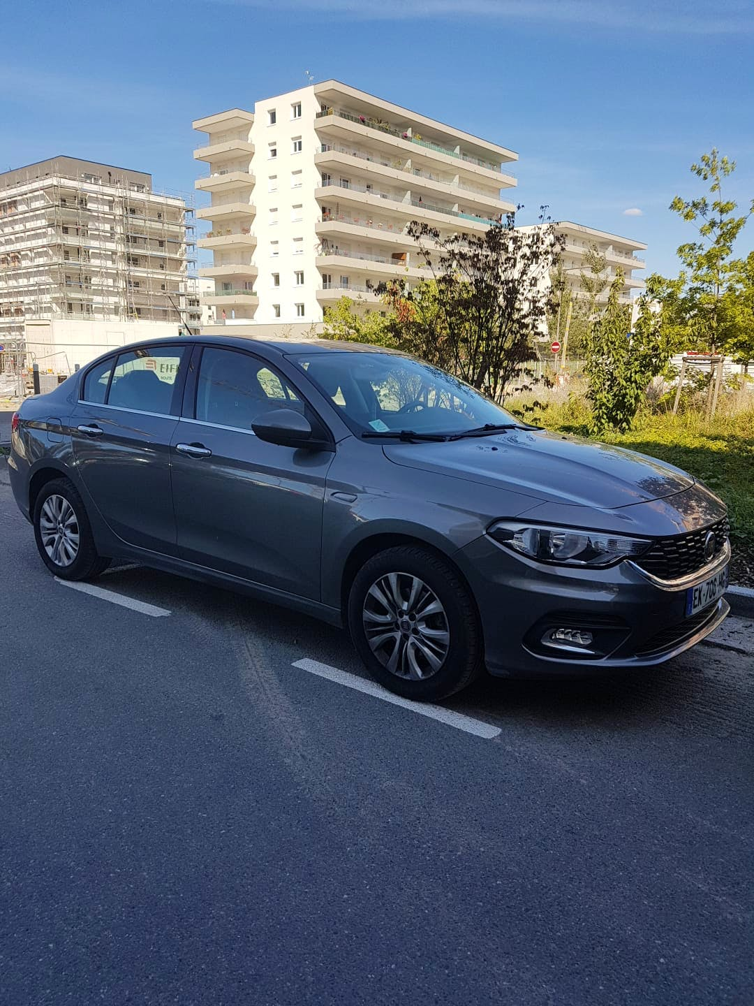 Fiat Tipo, 2017, Essence