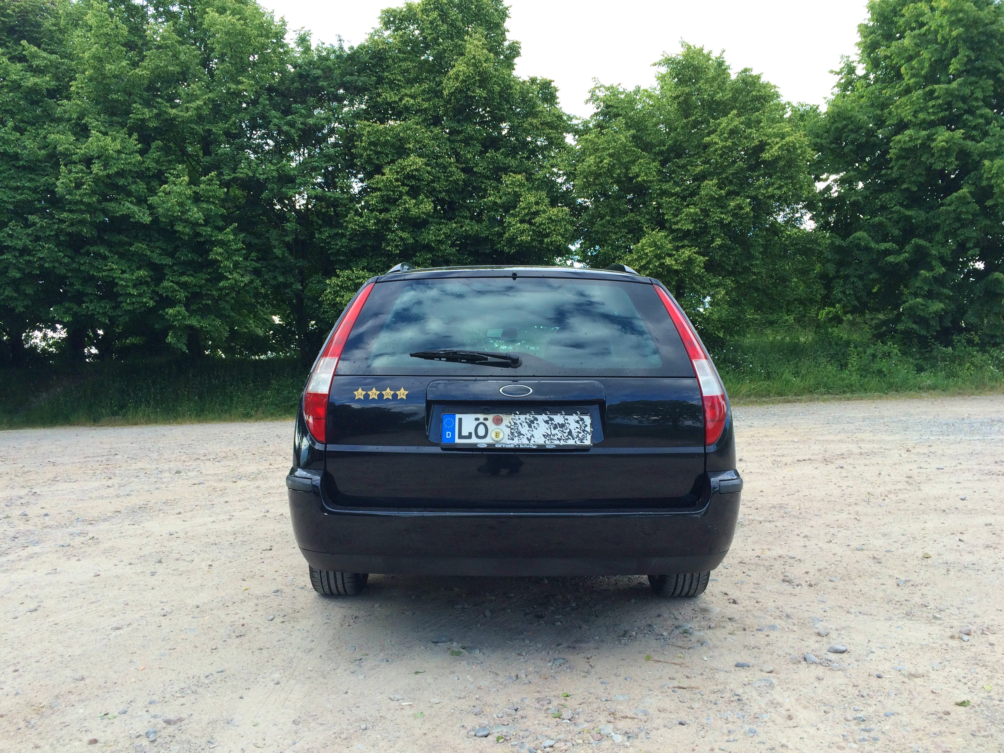 Ford Mondeo mit CD-Player