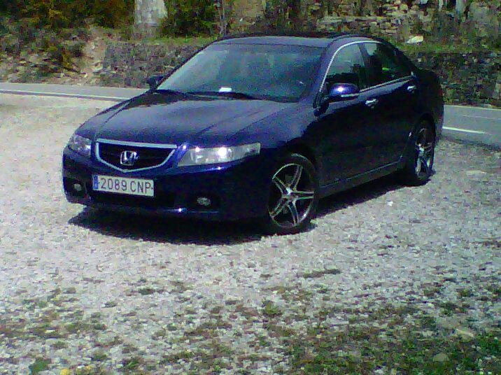 honda  accorrd executive 2.4, 2003, Gasolina