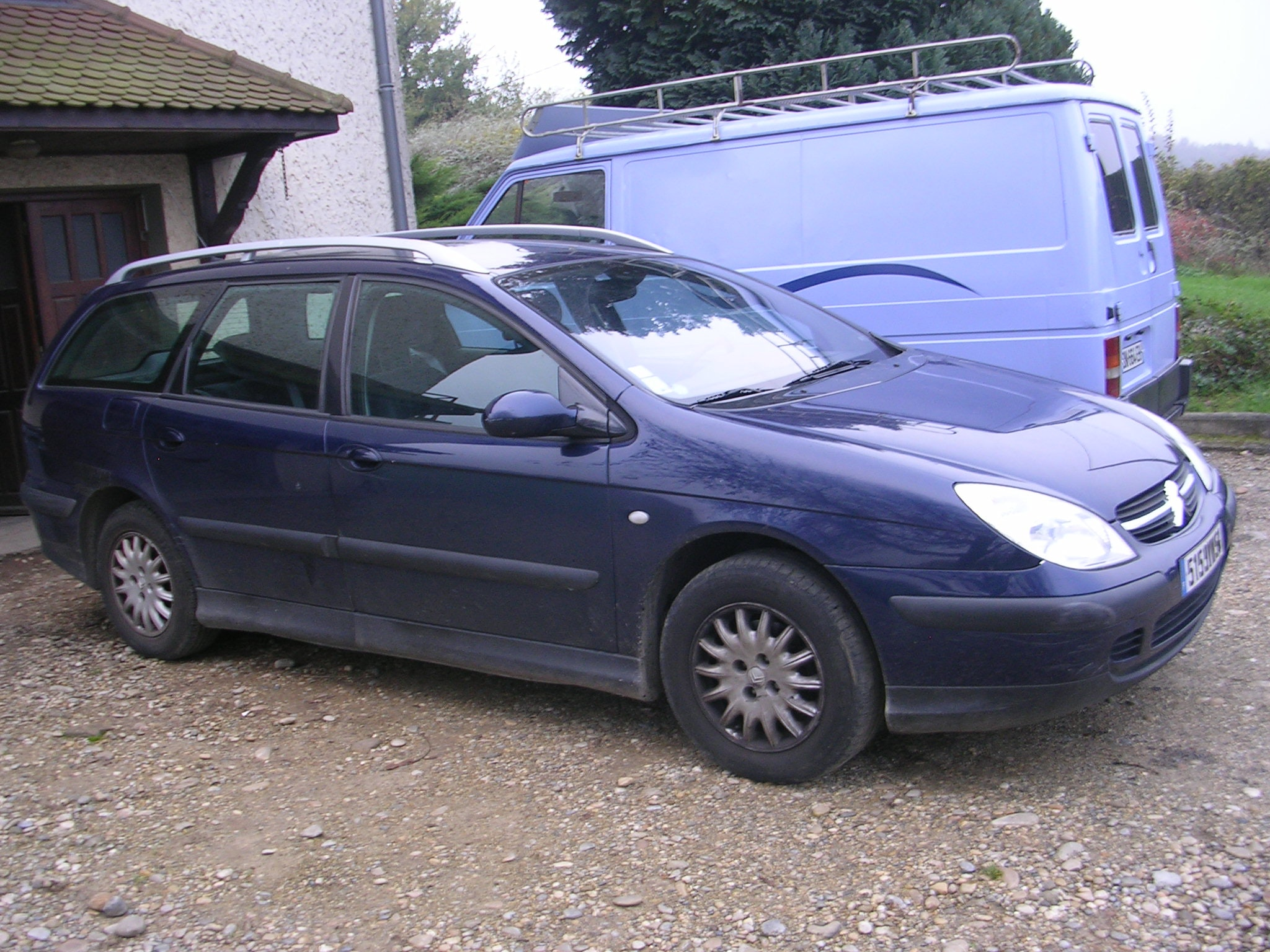 Citroen C5 break 2.0 Hdi 110, 2001, Diesel
