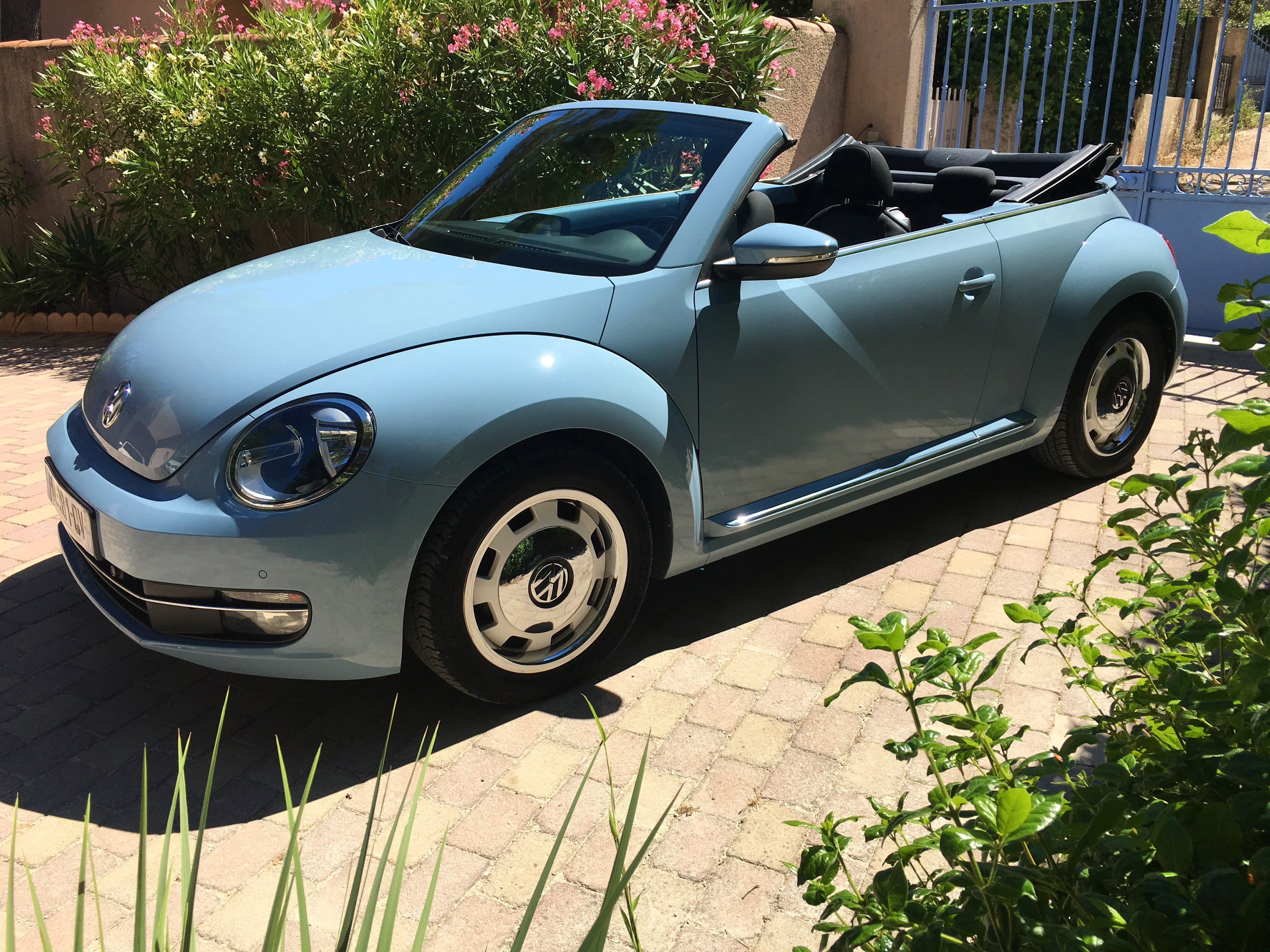 coccinelle cabriolet 2014