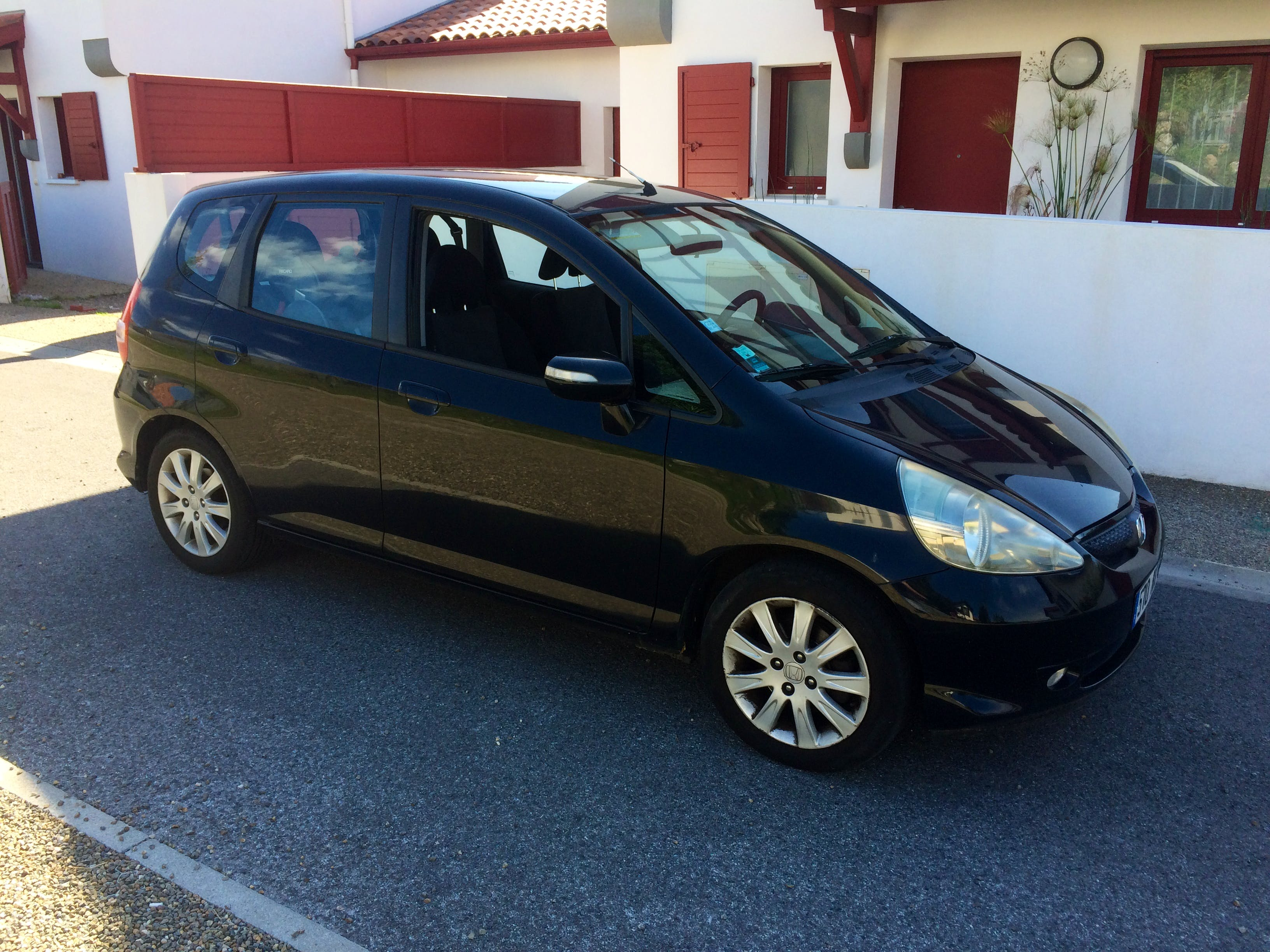 Honda Jazz 1.4, 2007, Essence, automatique
